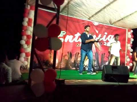 Tring Tring Tring Mandi Gundelonaa Song Performance BY Karthik E3 MechanicaL and Crew