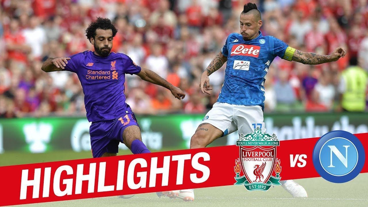 Highlights: Liverpool 5-0 Napoli | Sublime strikes from ...