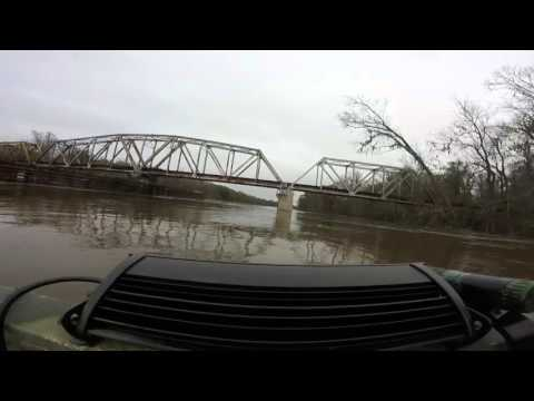 Savannah River flood 1/6/16