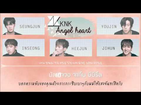 [Karaoke Thaisub] KNK - Angel heart