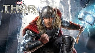 Thor: The Dark World - The Official Game - iOS Lets play Walkthrough Gameplay Part 1