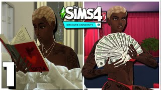 Life Of A College Stripper 🤑 // EP 1 - Stackin' Bread 💵 // The Sims 4 Let's Play