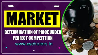 4 Market Determination of price under perfect competition market