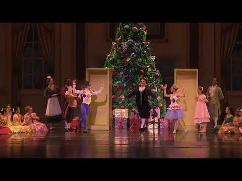 Thomas Armour Youth Ballet and New World School of the Arts Performance of the Nutcracker