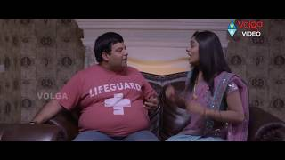 Mr. Manmadha Scenes - Madan Tempting After Saw His Wife, His Wife Beating - Krishnudu