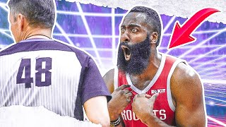 NBA Players Vs Referees: CRAZY Moments - Part 2