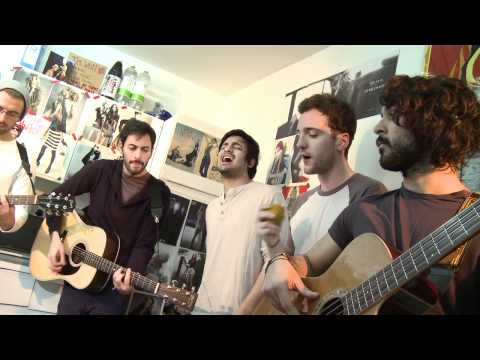 Young The Giant - Apartment Live In A London Kitchen - Virgin Red Room
