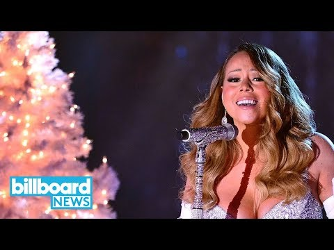 Mariah Carey's 'All I Want for Christmas Is You' Hits Hot 100 Top 10 for First Time | Billboard News Mp3