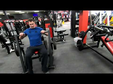 Testing ProMaxima Strength Machines