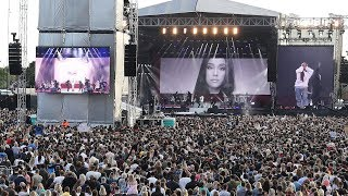 ariana grande be alright break free live at one love manchester