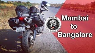 Mumbai to Bangalore   1000kms on a Benelli TNT 600i   India bike week