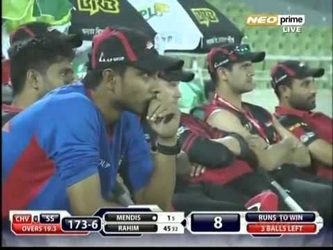 Best Over of Muhammad Amir in BPL Which Made Team To Win