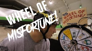 WHEEL OF MISFORTUNE GAME OF ADD ON!