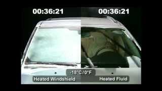 видео Подогрев жидкости омывателя лобового стекла своими руками