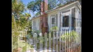 Jensen Cottage circa 1920-Mermaid Cottages Vacation Rentals-Tybee Island GA