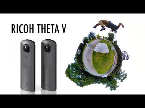 Ricoh Theta V Review - ThetaMeet Berlin