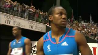 Top 5 Fastest 100 M Sprinters Of All Time