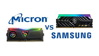 Does RAM speed matter for gaming? part 2. Micron vs Samsung. Speed vs timings. i7 8700K RTX 2080