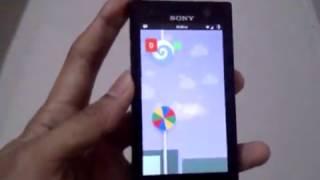 Xperia u lollipop 5.1