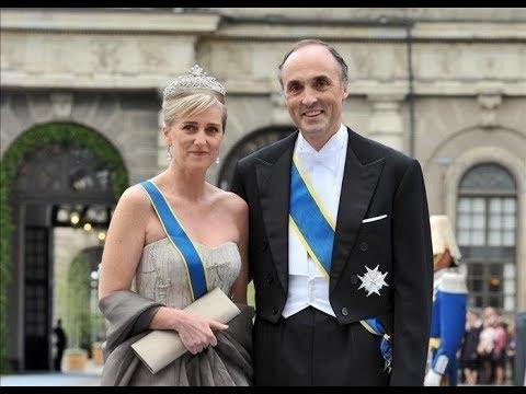 Inside The #Committeeof300 - Prince Lorenz of Belgium son of Princess Margherita of Savoy-Aosta