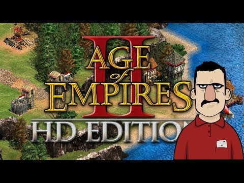 Teknolojiye Atarlanan Adam - Age Of Empires 2 İncelemesi (HD Edition)