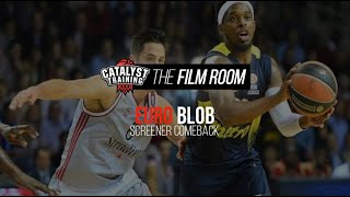 FIBA Screener Comeback || SLOB