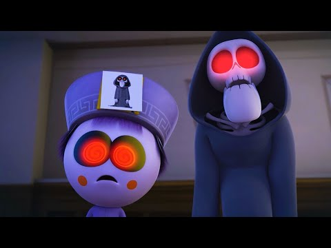 Spookiz - Welcome to The Dark Side | Funny Cartoon for Children | Cartoons for Kids