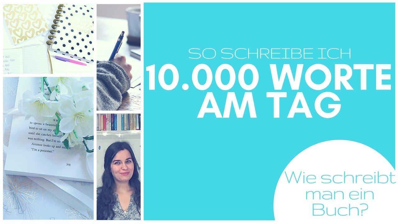 7 Geheimnisse, Um 10 000 Worte Am Tag Zu Schreiben