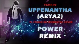 #8 Uppenantha(ARYA2) - Power Trance Remix(2017) - FL Studio Instrumental