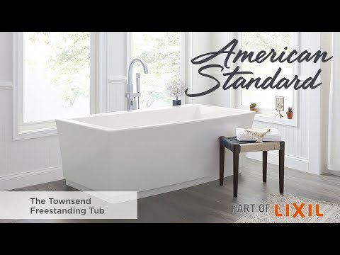 The Townsend Freestanding Tub from American Standard