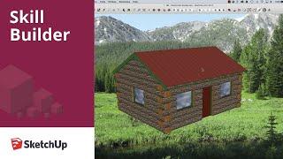 Sketchup Skill Builder: Watermark Rendering