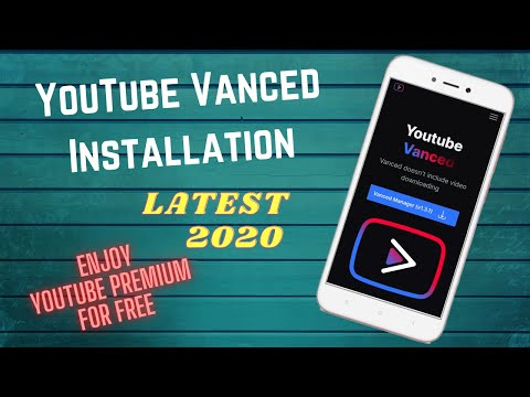 How To Install YouTube Vanced [Latest] | Without ROOT | 2020 | ROOT | Easy Method | Any Android