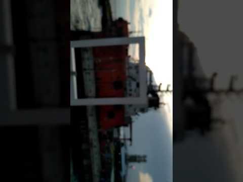 Woww....kumpulan Ahts dan supply offshore sandar diPelabuhan offshore???