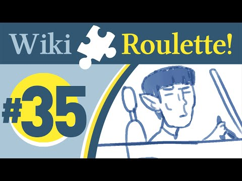 Swim or Be Swimmed - WIKI ROULETTE