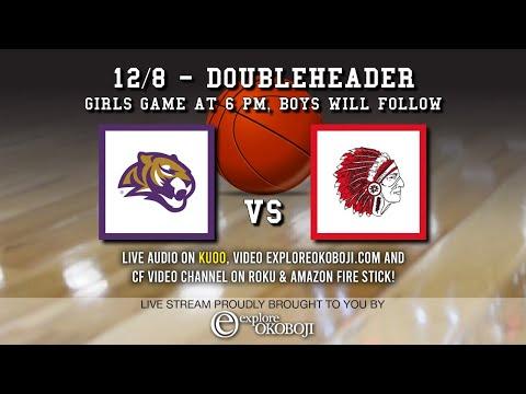 Iowa High School Girls and Boys Basketball: Spencer @ Spirit Lake 12/8/20
