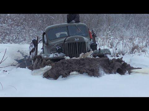 Если бы мне раньше сказали что ЗиЛ-157 на это способен, то я бы не поверил!!! Оффроуд на грузовике!