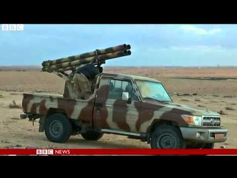 BBC News   Libya militia clashes leave at least 19 soldiers dead