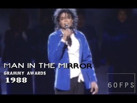 Man In The Mirror- Grammy Awards 1988 60FPS