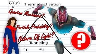 How Does THE VISION Phase Through Walls? - Science Behind Superheroes
