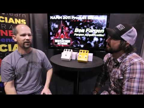 W NAMM 2011: FARGEN AMPLIFICATION / SONIC EDGE INC