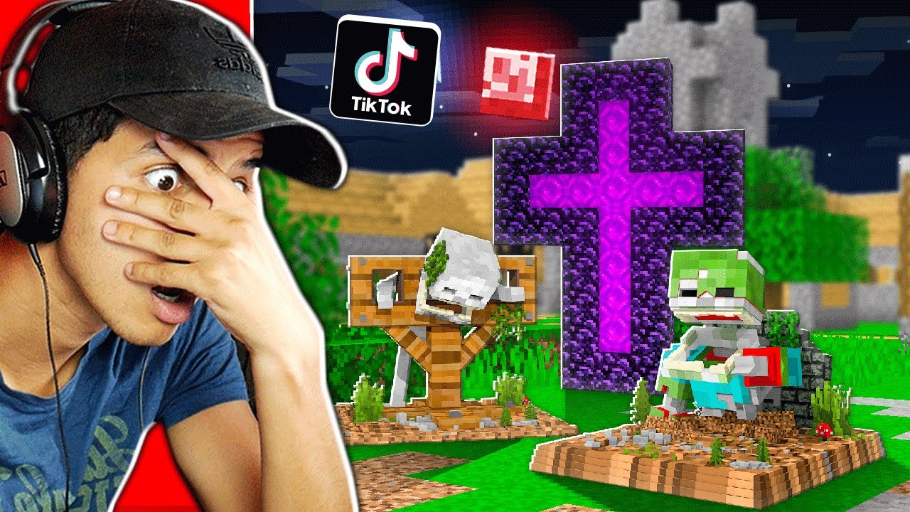 Download TESTING SCARY TIKTOK MINECRAFT HACKS TO SEE IF THEY WORK!