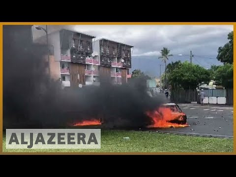 🇫🇷France's fuel protests stretched to the islands of Reunion l Al Jazeera English