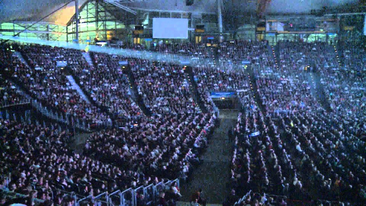 Der Olympiapark M 252 Nchen B 252 Hne Arena Konzertsaal Youtube