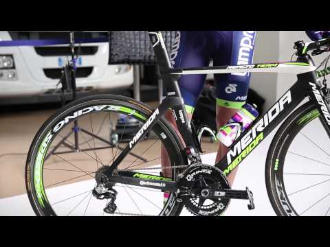 Making of photoshooting 2015 LAMPRE-MERIDA