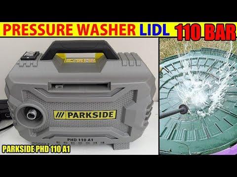 Parkside Pressure Washer Lidl Phd 110 Hochdruckreiniger