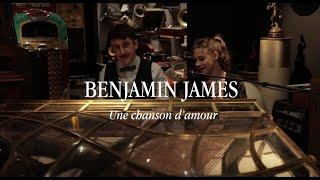 Benjamin James - Une chanson d'amour (live) (avec Léa Carchereux)