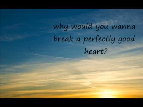 Taylor Swift  Perfectly Good Heart