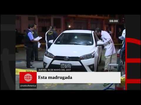 América Noticias - Primera Edición - Titulares 18-05-2017