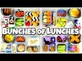 HOT Lunches + NO Sandwiches! 🍎 Bunches of Lunches