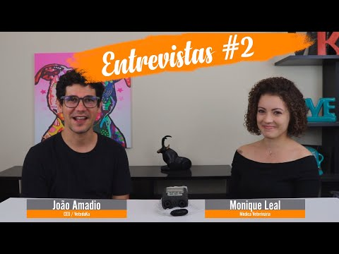 Entrevista com Mv. Monique Leal & João Amadio - VeteduKa